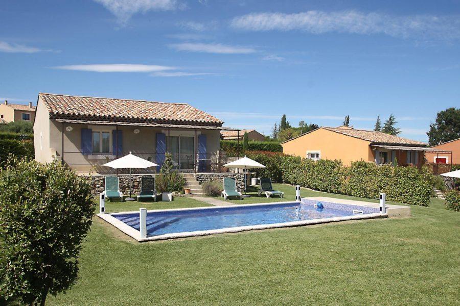 Location vacances T3 Haute Provence | Villa terre d'ombre | Piscine chauffée