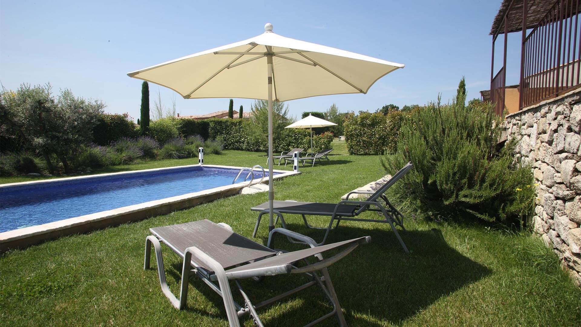 Location saisonnière maison Haute Provence | Villa terre d'orange | Piscine et jardin privatifs