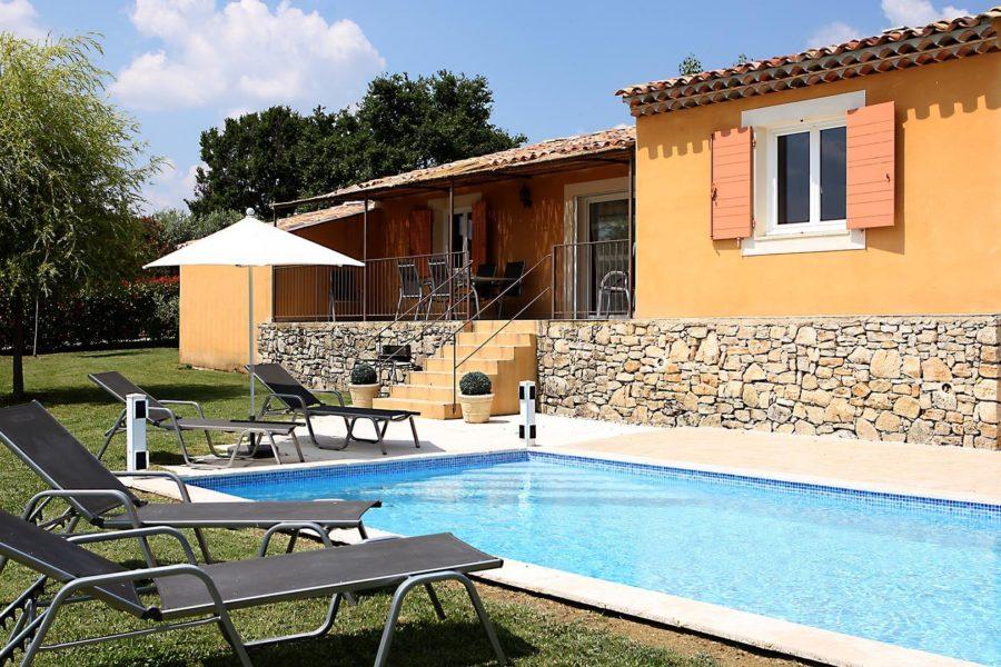 Villa oliviers | Location vacances luberon