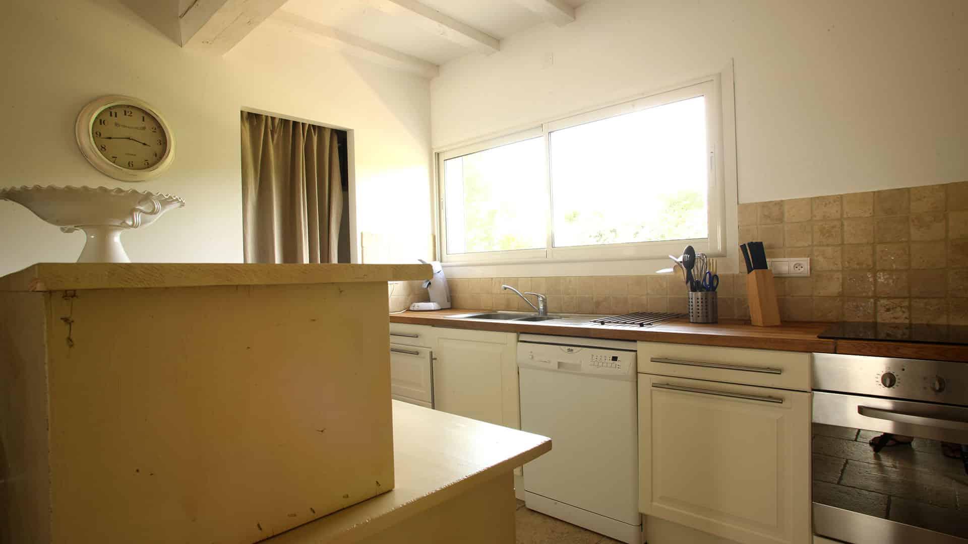 Maison de vacances à louer Provence | Villa les oliviers | Cuisine équipée