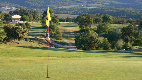 Pierrevert Golf | Activities and leisure in Haute Provence